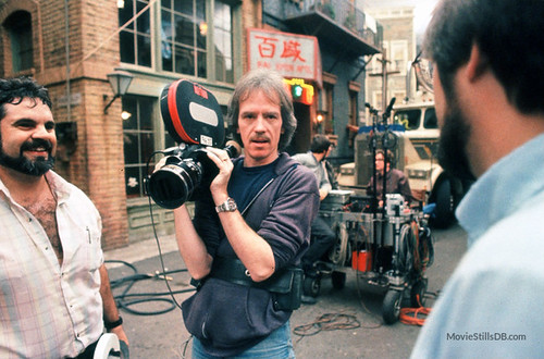 Big Trouble in Little China - Backstage 6 - John Carpenter