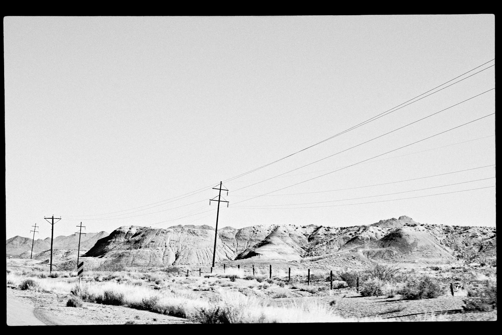Utility Poles, Texas, 2006