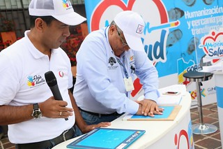 Gira Misión Salud - Guatavita