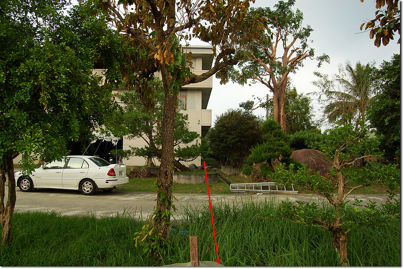 三埔土地調查局圖根點相對位置 2