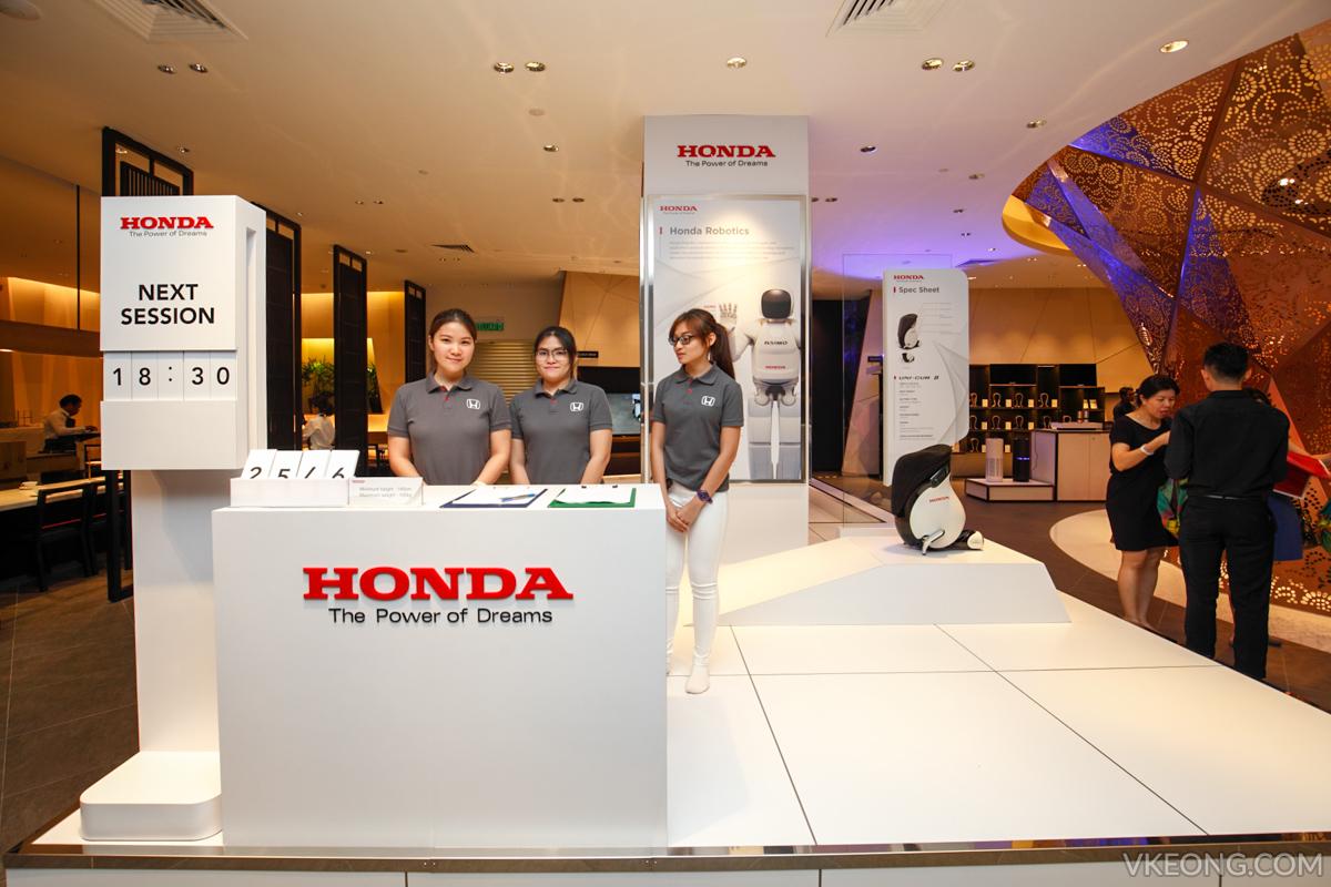 ISETAN The Japan Store Kuala Lumpur Honda