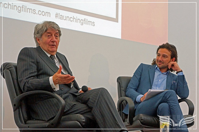 The Establishing Shot: ALEX ZANE CHATS WITH MR. TO CONTI @ THE FDA AUTUMN/WINTER FILM PREVIEW - CAVENDISH CONFERENCE CENTRE, LONDON