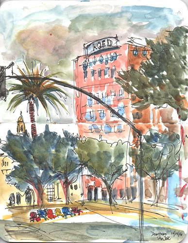 KQED building San Jose