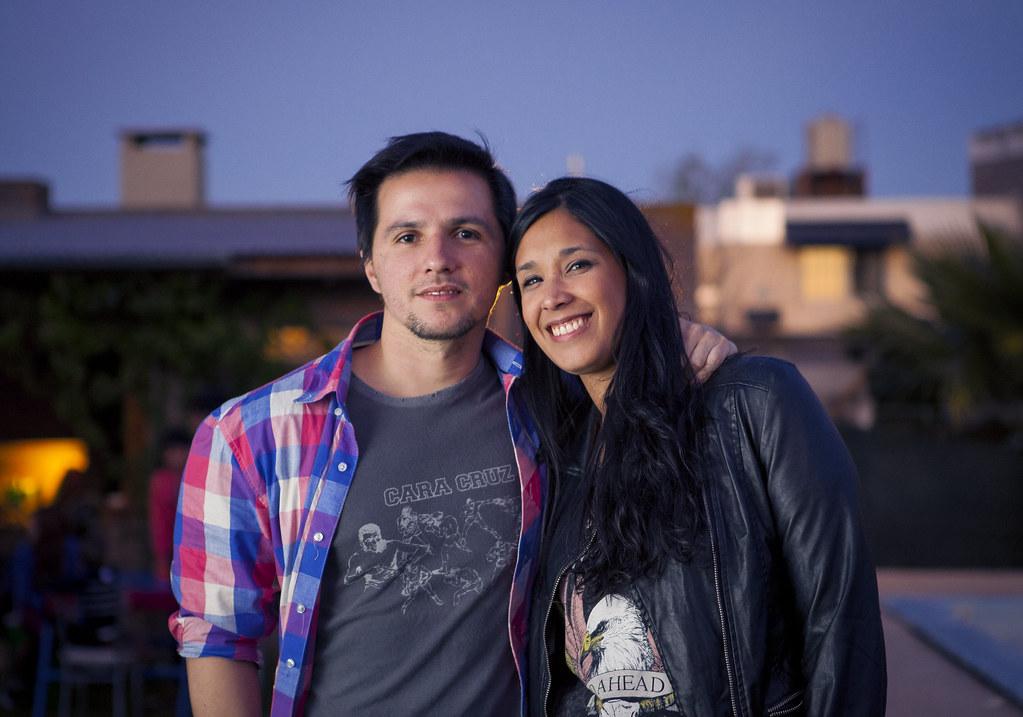 Hernan y Jessica