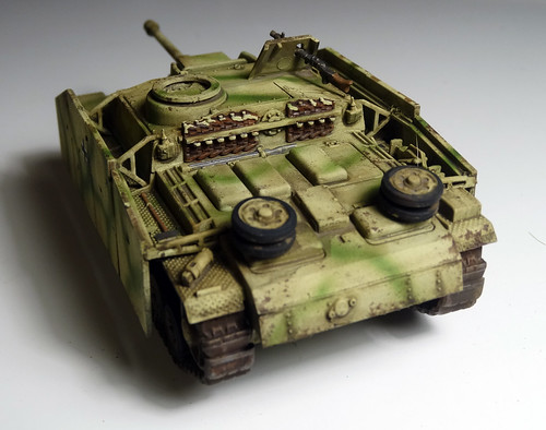 Bolt Action - Stug III