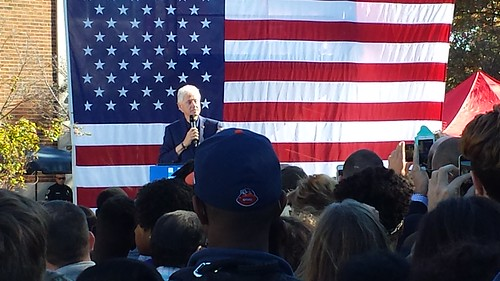 Bill Clinton at UNCG