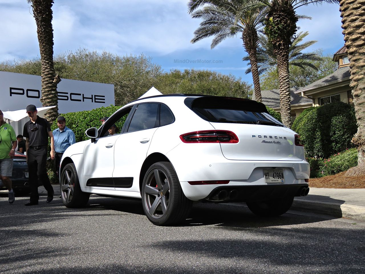Porsche Macan Turbo Review 3