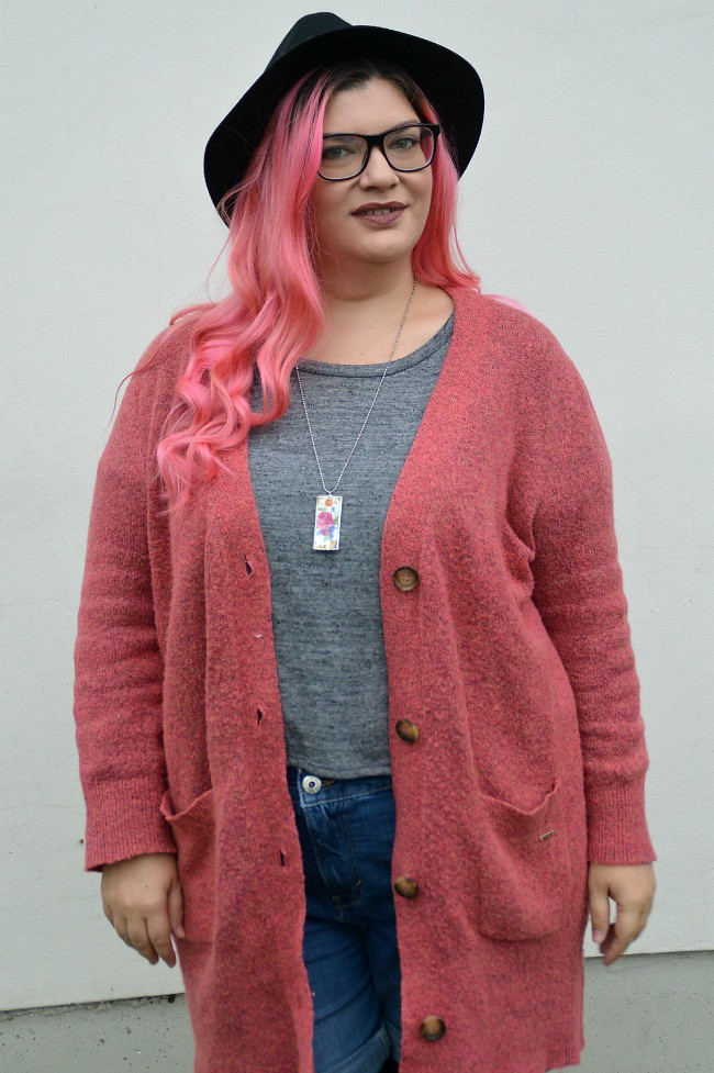 Plus size hipster outfit (9)