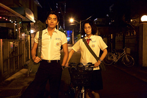 映画『私の少女時代 -Our Times-』 ©2015 Hualien Media Intl. Co., Ltd 、Spring Thunder Entertainment、Huace Pictures, Co., Ltd.、Focus Film Limited