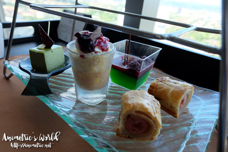 Marco Polo Ortigas Afternoon Tea