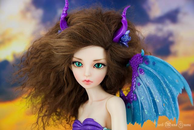 Sea Dragon Set for FL Fairyline (Sia)