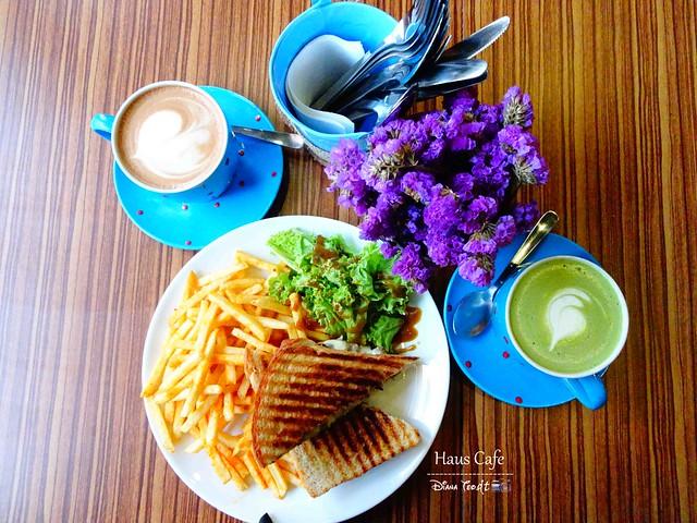 KK Cafe - Haus Cafe