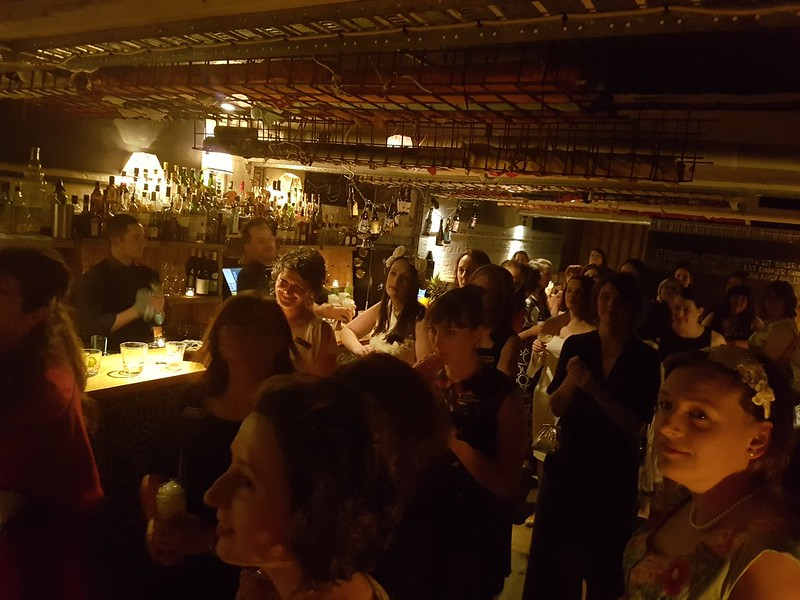Melbourne Frocktails Nov 2016