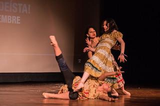 Danza Contemporánea | Muestra Cultural 2015