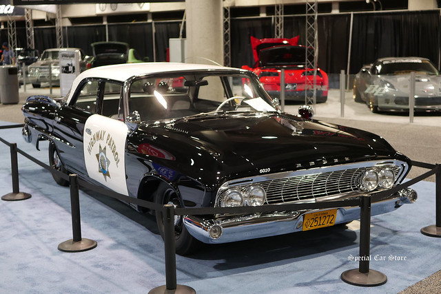 1961 Dodge Polara CHP Pursuit Package