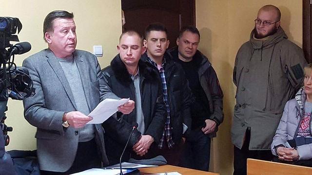 Суд наклав арешт на майно Думановського