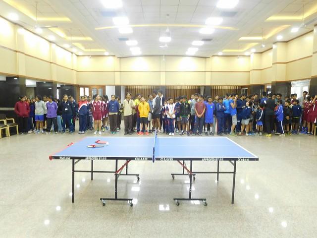T.T. Tournament - 2016