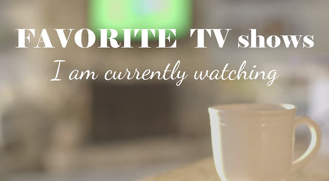 8 TV shows I recommend watching