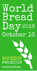 World Bread Day 2016. Roundup!