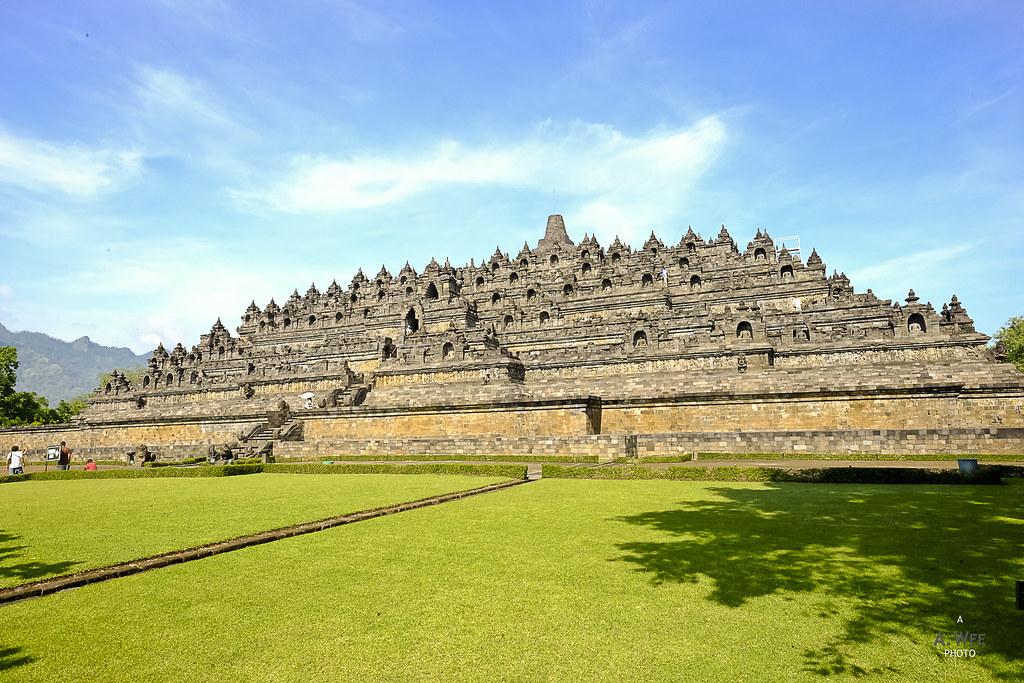 Borobudur temple complex