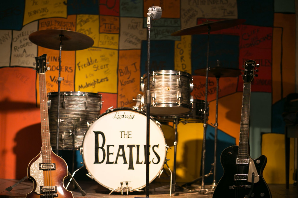 The Beatles Story (3 of 4) Liverpool, The Beatles, Photo By: Anna-Belle Durrant