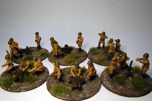 Bolt Action - Soviet Army