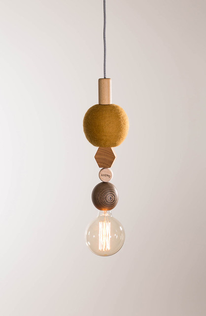 Modular pendant lighting by Jakob Forum Sundeno_10
