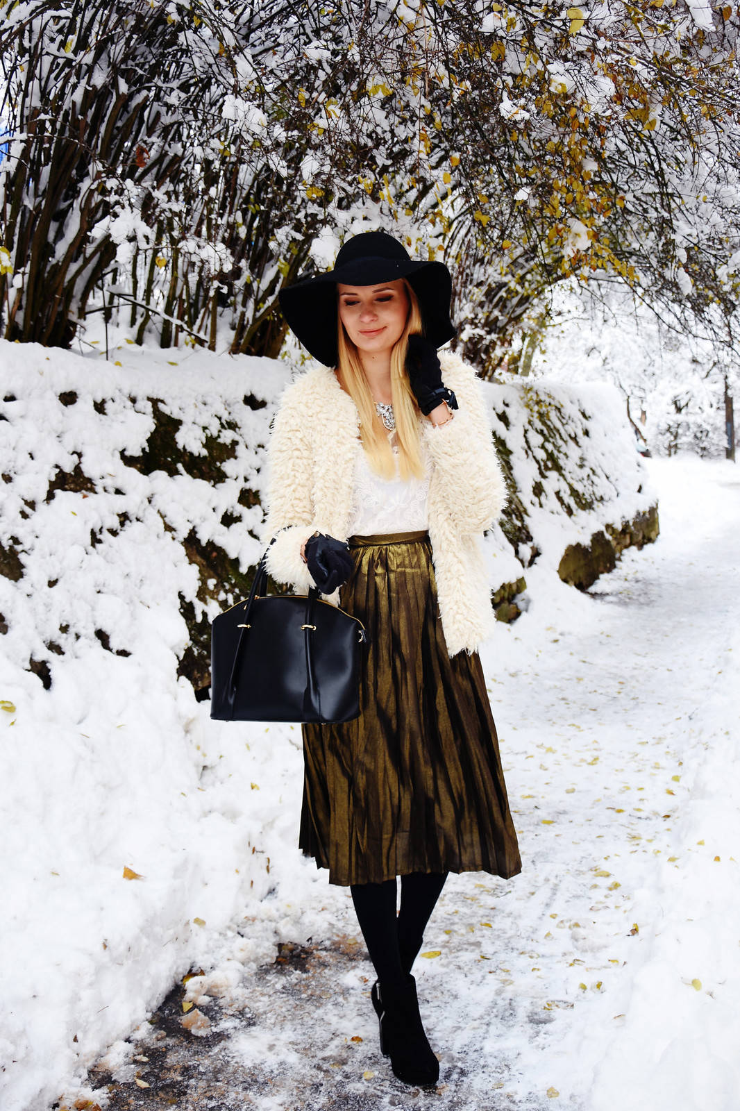 Snow outfit ideas