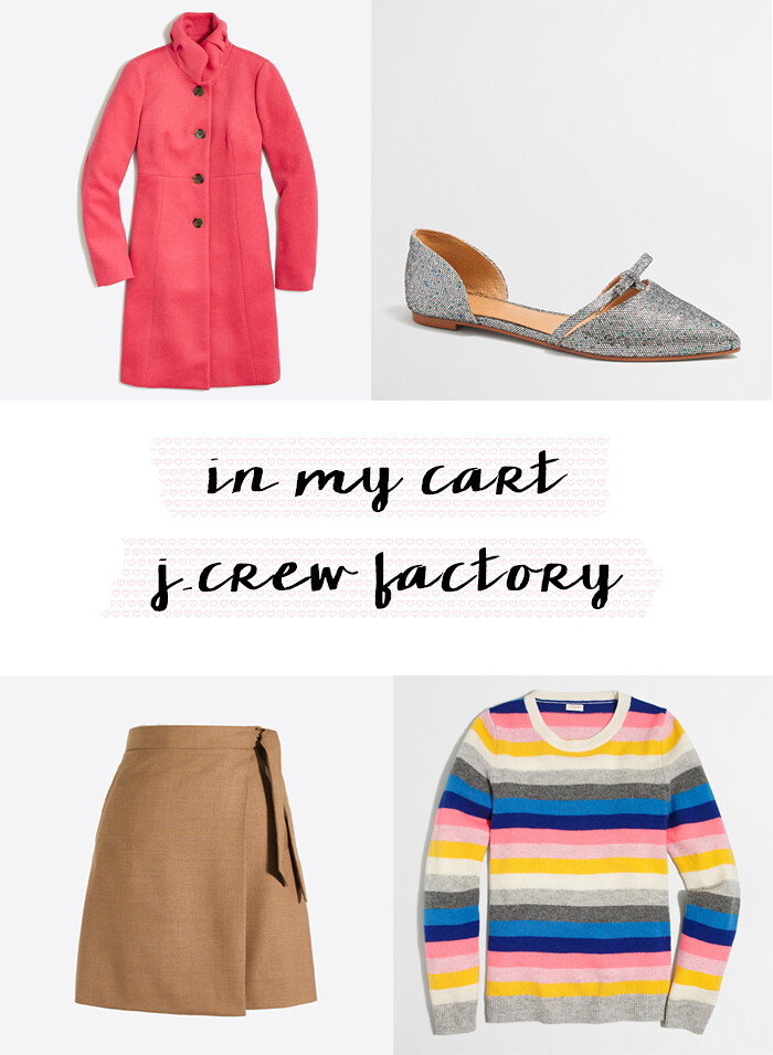 jcrew factory new arrivals fall 2016