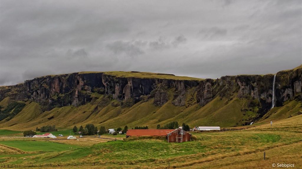 [Le Jackot islandais] Les cascades & Vik [Ajout reste du jour] 29771675443_3d43858f66_b