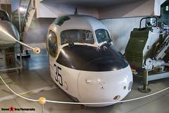 MM148295 41-35 - 724 - Italian Air Force - Grumman S-2F Tracker - Italian Air Force Museum Vigna di Valle, Italy - 160614 - Steven Gray - IMG_0592_HDR