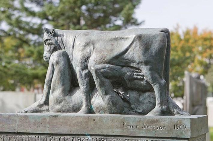 Таких статуй вы точно никогда не видели! - ПоЗиТиФфЧиК - сайт позитивного настроения!