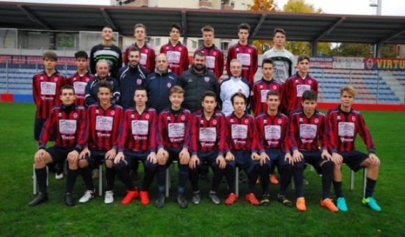 Allievi Regionali girone A, Virtus - Villafranca 1-1 - 0