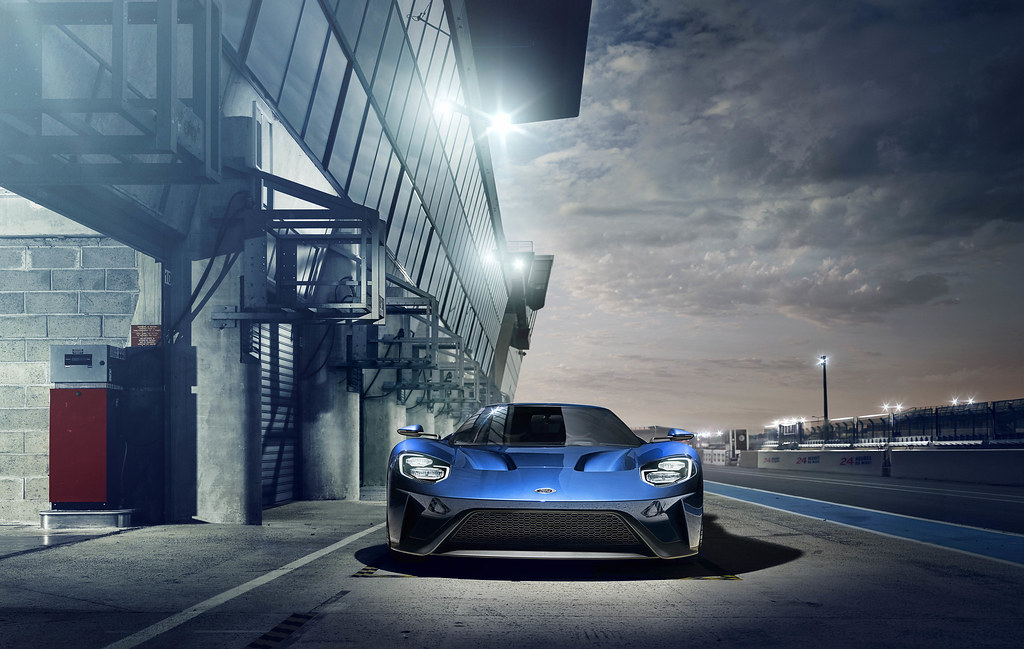The Ford GT will be offered for two additional years