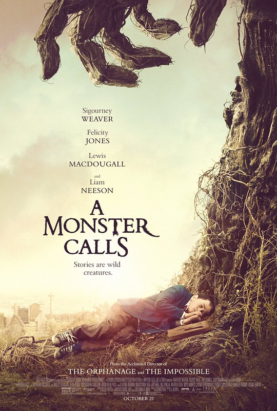 A Monster Calls - Poster 1