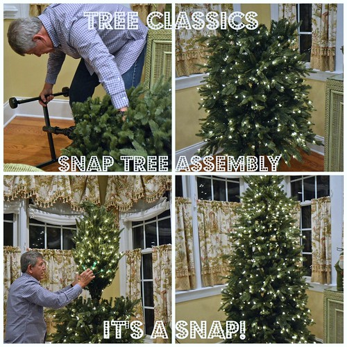 Snap Tree Assembly-2