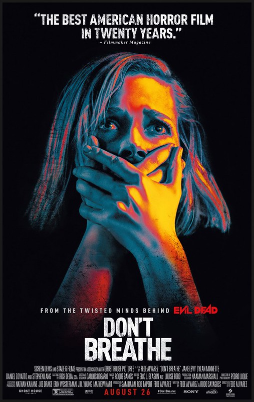 Don't Breathe - Poster 4