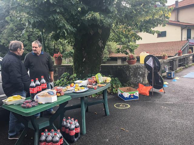 Pontepetri Aid Station