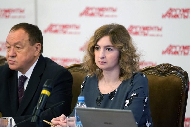 Янина Полюхович, АРПП