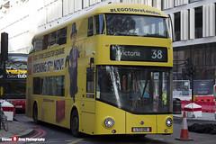 Wrightbus NRM NBFL - LTZ 1219 - LT219 - Lego Store - Victoria 38 - Arriva - London - 161126 - Steven Gray - IMG_5510