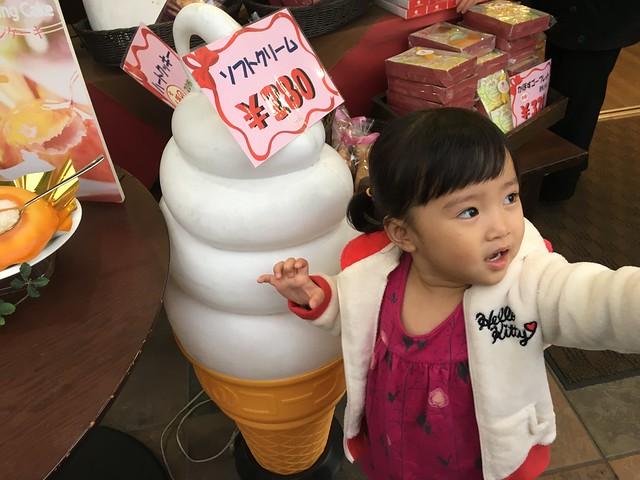 特價的霜淇淋