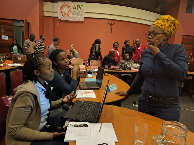 African School on Internet Governance (AfriSIG) 2016