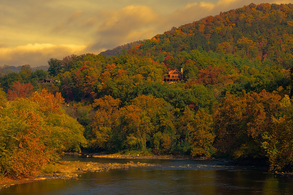 French Broad River-1