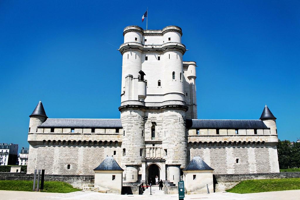 Visitar o Château de Vincennes em Paris - Drawing Dreaming
