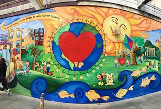 Shannon St Murals - OFarrel