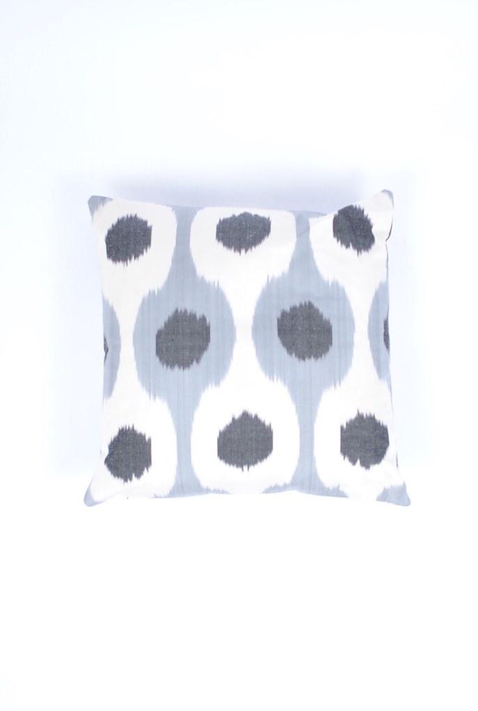 Square Silk Pillow