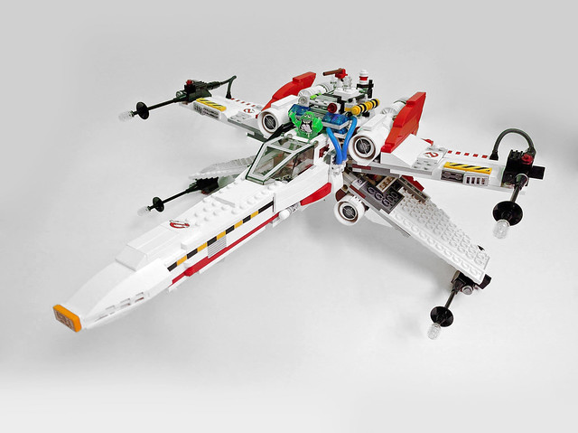 Ghostbusters - Ecto-Wing