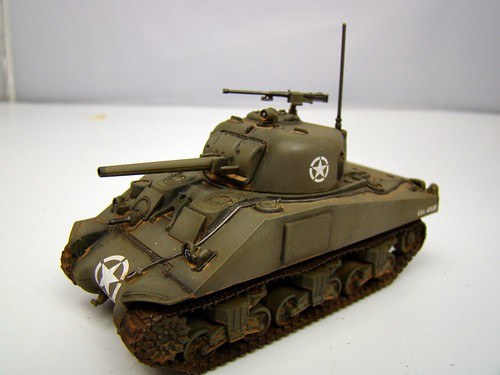 Bolt Action - US Army Tanks & Guns