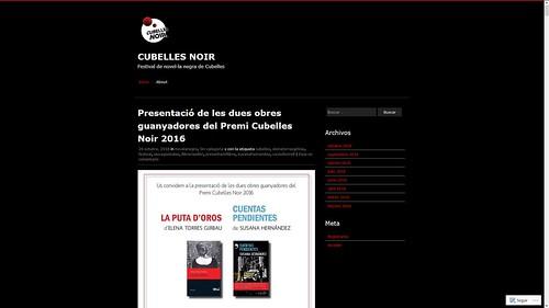 169 - Cubelles Noir