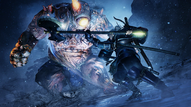 Action RPG Nioh to be published by SIE, PS4 Pro enhancements